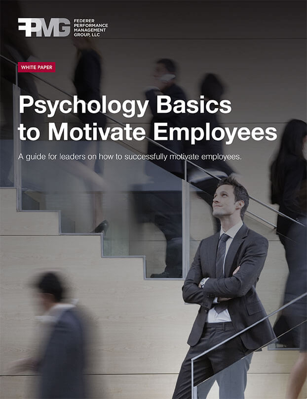 Psychology Basics to Motivate Employees